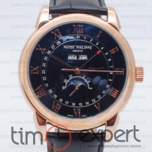 Patek Philippe Complication Geneve Gold-Black