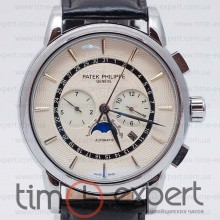 Patek Philippe Complications Write-Black-Steel