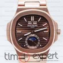 Patek Philippe Nautilus Gold-Brown