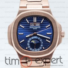 Patek Philippe Nautilus Gold-Blue