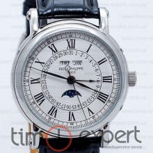 Patek Philippe Complication Calendar Steel-Write