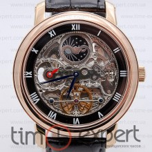 Patek Philippe Skeleton Gray-Black-Gold