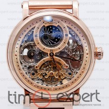 Patek Philippe Skeleton Gold-Steel-Gold