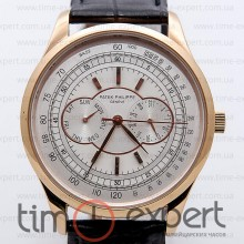 Patek Philippe World Time Gold-Write ISA