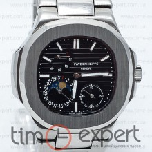 Patek Philippe Nautilus Power Reserve Black