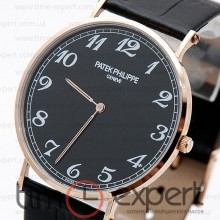 Patek Philippe Calatrava Gold-Black-Write Arab