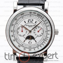 Patek Philippe World Time Write-Silver ISA