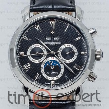 Vacheron Constantin Patrimony Contemporaine Steel-Black