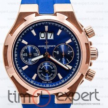 Vacheron Constantin Overseas Gold-Blue