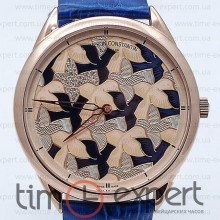 Vacheron Constantin Metiers D'art Gold-Blue