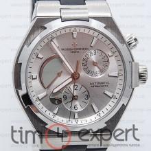 Vacheron Constantin Overseas Dual Time Silver