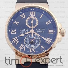 Ulysse Nardin Le Locle Gold-Black