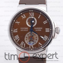 Ulysse Nardin Le Locle Brown
