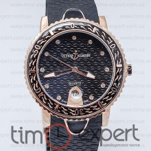 Ulysse Nardin Lady Diver Starry Night Gold-Black