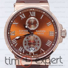Ulysse Nardin Le Locle Automatic Gold-Brown