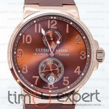 Ulysse Nardin Le Locle Automatic Brown-Gold