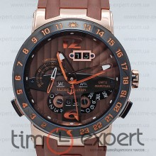 Ulysse Nardin El Toro Gold-Brown
