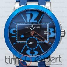 Ulysse Nardin Dual Time Perpetual Blue