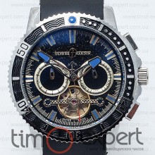 Ulysse Nardin Tourbillon Diver Steel-Black