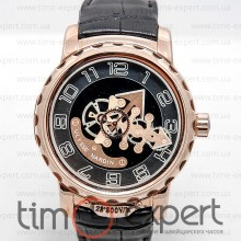 Ulysse Nardin Freak Black-Gold