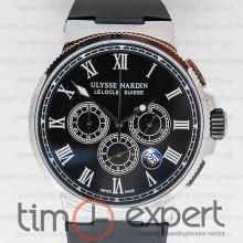 Ulysse Nardin Le Locle Chronograph Black