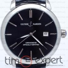 Ulysse Nardin Classico Steel-Black