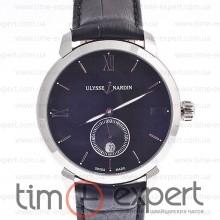 Ulysse Nardin Classico Silver-Black