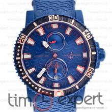 Ulysse Nardin Maxi Marine Diver Silver-Blue