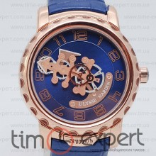 Ulysse Nardin Freak Gold-Blue
