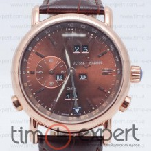 Ulysse Nardin GMT+/-Perpetual Gold-Brown