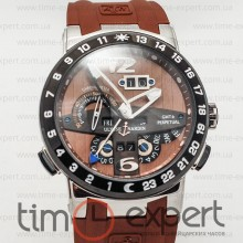 Ulysse Nardin El Toro Steel-Brown
