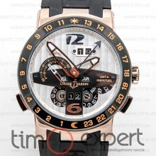 Ulysse Nardin El Toro Gold-Black-Write