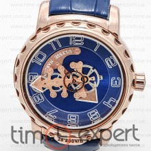 Ulysse Nardin Freak Blue-Gold-Blue