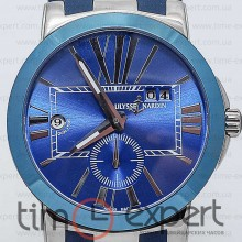 Ulysse Nardin GMT Dual Time Blue