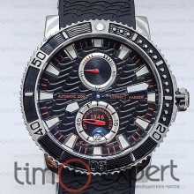 Ulysse Nardin Maxi Marine Diver Steel-Black