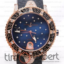 Ulysse Nardin Lady Diver Starry Night Auto Blue Diamond