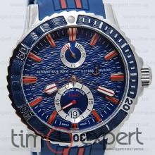 Ulysse Nardin Maxi Marine Diver Blue-Red