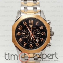 Emporio Armani Sports Steel-Gold-Black