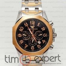 Emporio Armani Sports Steel-Gold-Black
