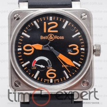 Bell&Ross Aviation Br 01 Power Reserve Automatic