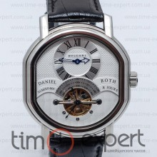Bvlgari Daniel Roth Tourbillon Steel-Write