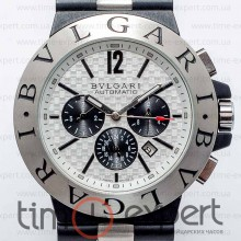 Bvlgari Diagono Calibro 303 Steel-Write