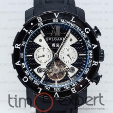 Bvlgari Tourbillon Write-Black