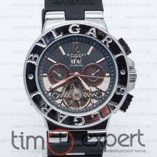 Bvlgari Diagono Calibro 303 Turbillon