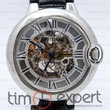 Cartier Santos De Cartier Skeleton Black-Gray