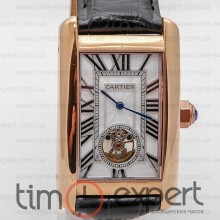 Cartier Tank Turbillon Gold-Write