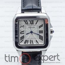 Cartier Santos De Cartier Silver-Write