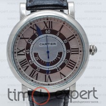 Cartier Ronde CroisiEre De Cartier Steel-Gray