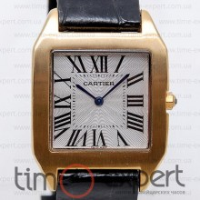 Cartier Santos De Cartier Write-Gold-Black
