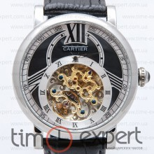 Cartier Roadster De Cartier Steel-Black
